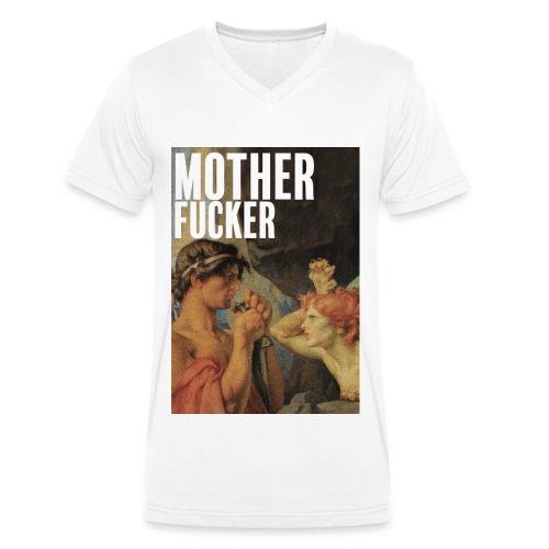 Oedipe - T-shirt bio col V Stanley & Stella Homme