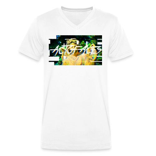 Act of Aces T-Shirt - Männer Bio-T-Shirt mit V-Ausschnitt von Stanley & Stella