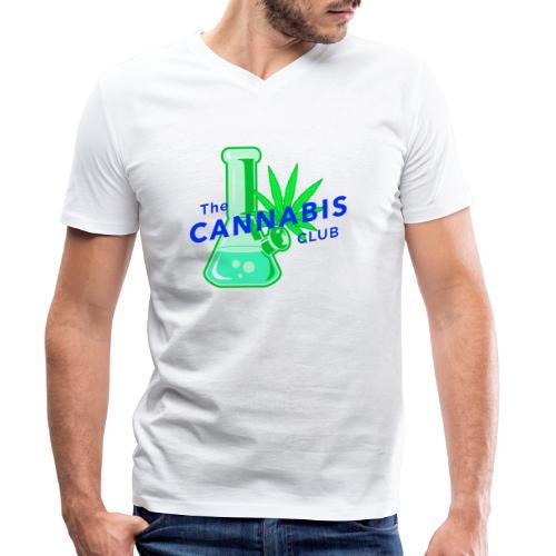 bang - T-shirt bio col V Stanley & Stella Homme