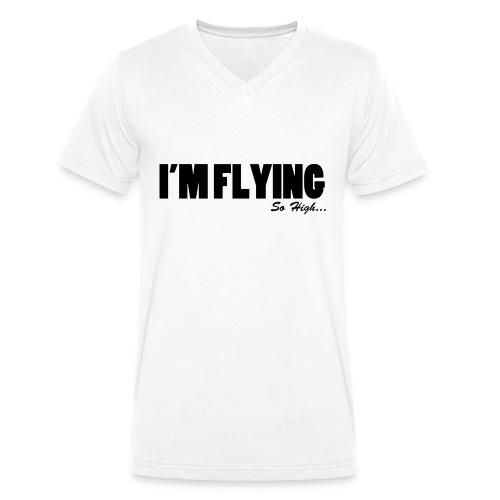 I'm Flying - T-shirt bio col V Stanley & Stella Homme