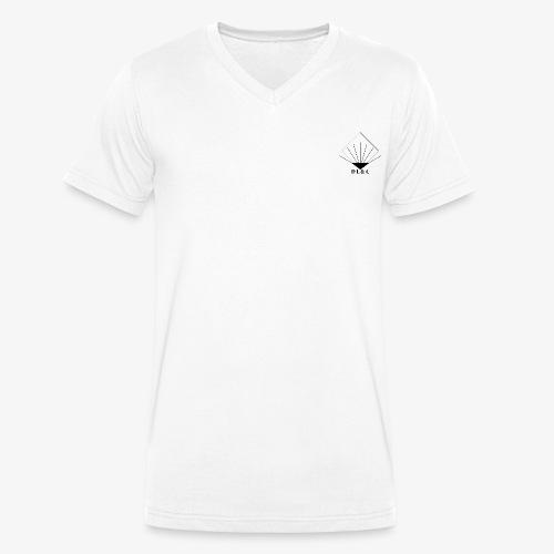 Logo DLC Noir - T-shirt bio col V Stanley & Stella Homme