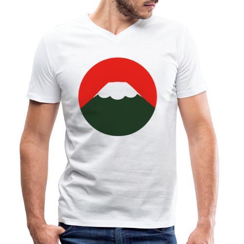 FUJI - T-shirt bio col V Stanley & Stella Homme