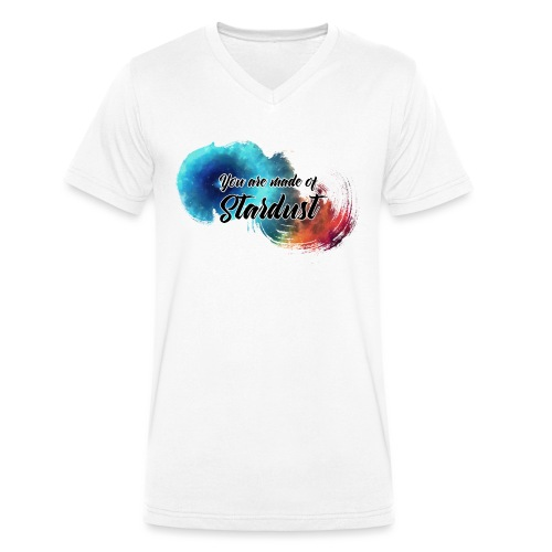 Sans titre-13 - T-shirt bio col V Stanley & Stella Homme