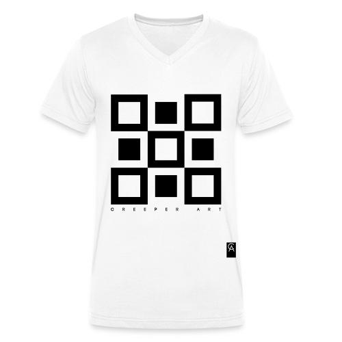 ca mo 12 - Männer Bio-T-Shirt mit V-Ausschnitt von Stanley & Stella