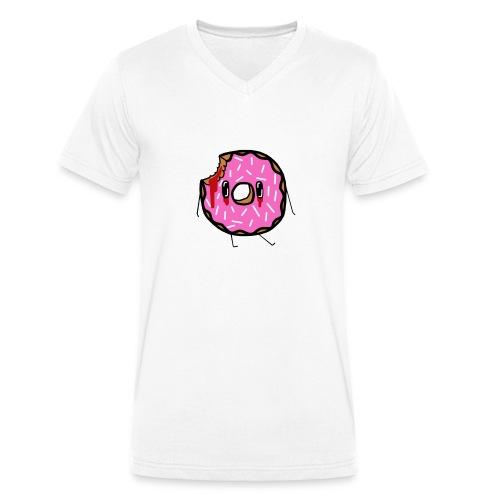 Donut - Männer Bio-T-Shirt mit V-Ausschnitt von Stanley & Stella