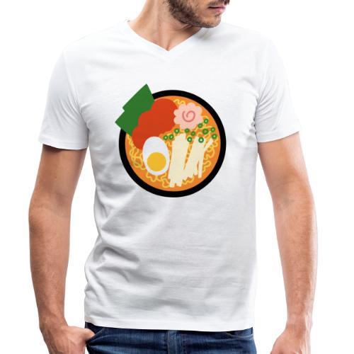 RAMEN SPIRALE - T-shirt bio col V Stanley & Stella Homme
