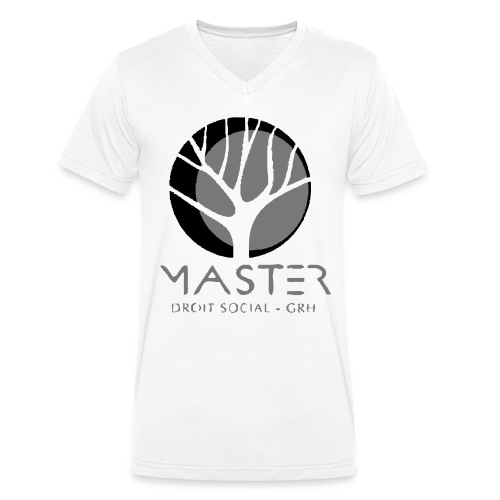 Logo vectorisé - T-shirt bio col V Stanley & Stella Homme