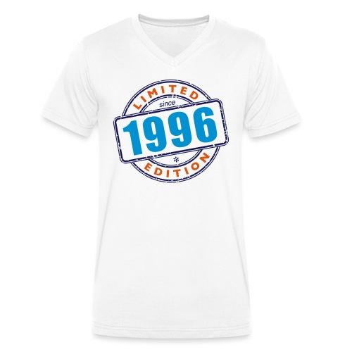 LIMITED EDITION SINCE 1996 - Männer Bio-T-Shirt mit V-Ausschnitt von Stanley & Stella