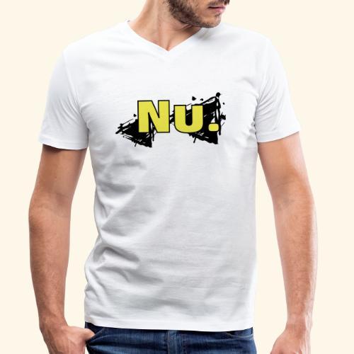Nu. - Männer Bio-T-Shirt mit V-Ausschnitt von Stanley & Stella