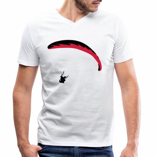 schonkersparar - Männer Bio-T-Shirt mit V-Ausschnitt von Stanley & Stella