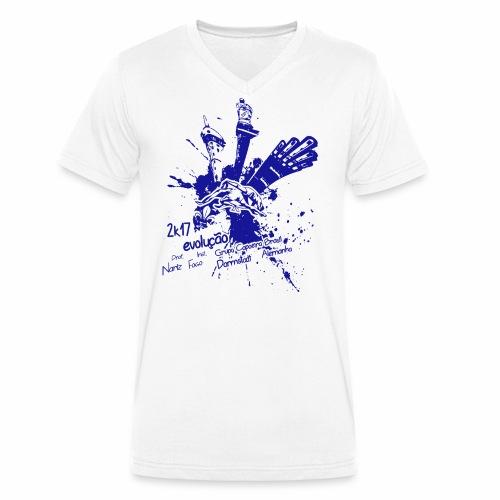 2K17 evolucao - Männer Bio-T-Shirt mit V-Ausschnitt von Stanley & Stella