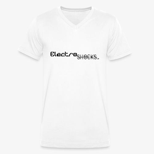 ElectroShocks BW siteweb - T-shirt bio col V Stanley & Stella Homme