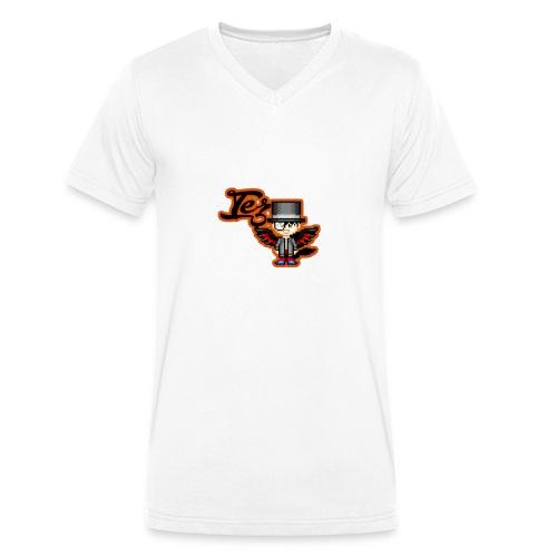 Tez Avatar - Men's Organic V-Neck T-Shirt by Stanley & Stella