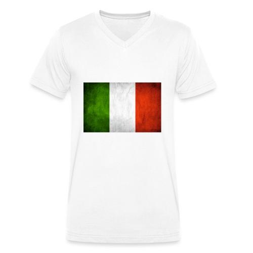 75533 - T-shirt bio col V Stanley & Stella Homme