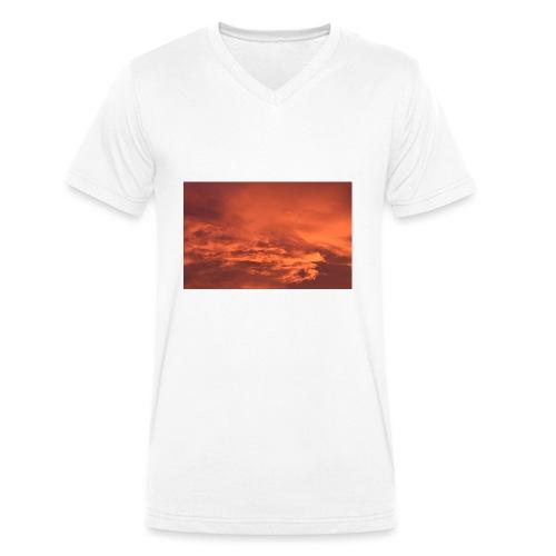 21.10.17 - Männer Bio-T-Shirt mit V-Ausschnitt von Stanley & Stella