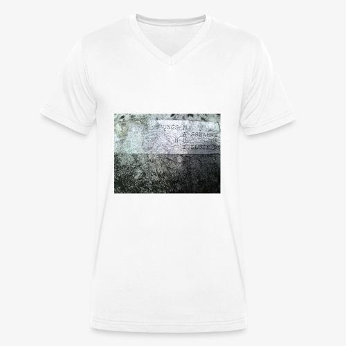 M A U T - Männer Bio-T-Shirt mit V-Ausschnitt von Stanley & Stella