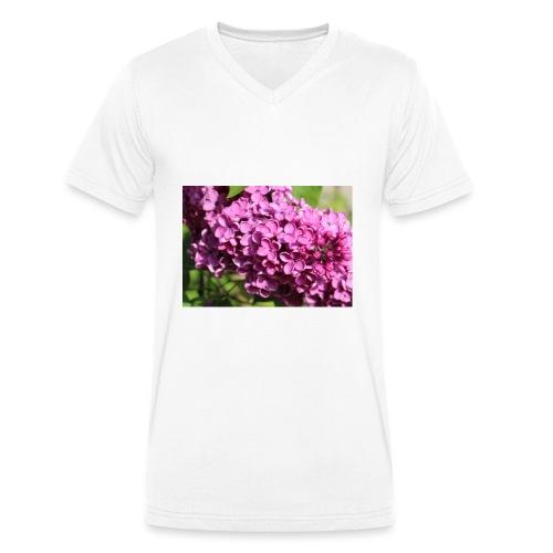 2017 05 07 16 28 04 kopie - Mannen bio T-shirt met V-hals van Stanley & Stella