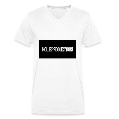 HowEProductions - Männer Bio-T-Shirt mit V-Ausschnitt von Stanley & Stella
