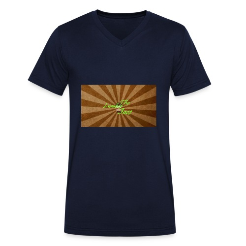 THELUMBERJACKS - Men's Organic V-Neck T-Shirt by Stanley & Stella