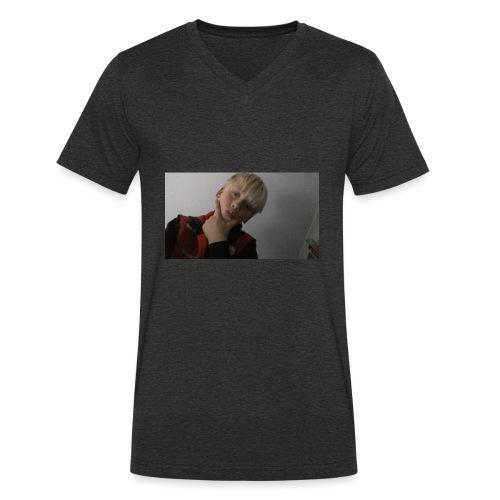 Perfect me merch - Men's Organic V-Neck T-Shirt by Stanley & Stella