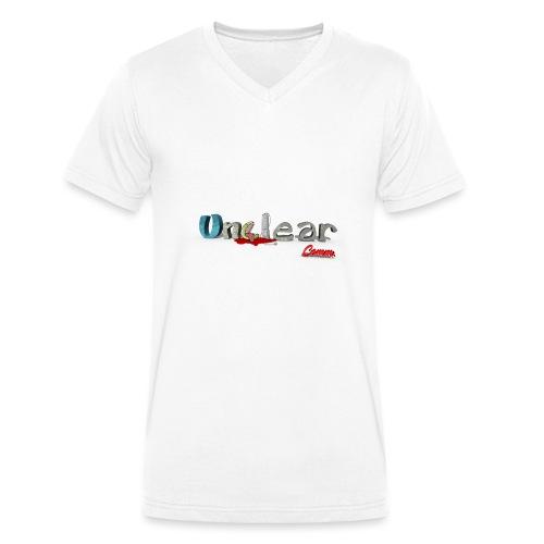 unclean comm transparent - T-shirt bio col V Stanley & Stella Homme