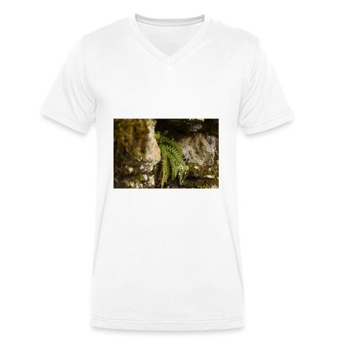 2.11.17 - Männer Bio-T-Shirt mit V-Ausschnitt von Stanley & Stella