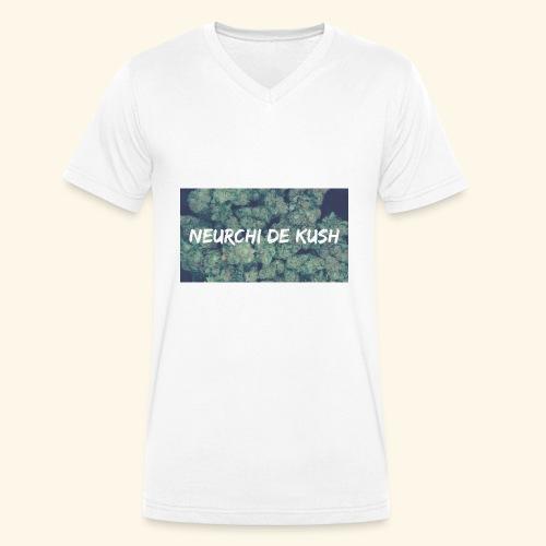 NEURCHI DE KUSH - T-shirt bio col V Stanley & Stella Homme