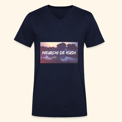 🌼🔥🍁☘️ - T-shirt bio col V Stanley & Stella Homme