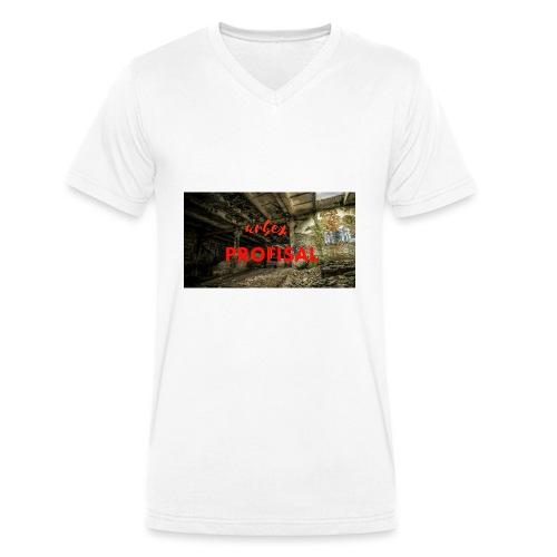 profisal - Ekologiczna koszulka męska z dekoltem w serek Stanley & Stella