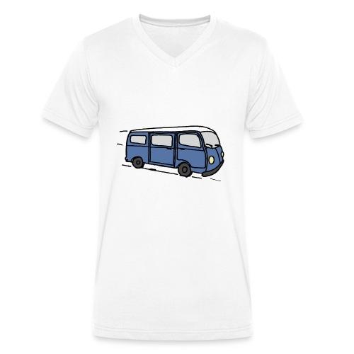 combitnik4 - T-shirt bio col V Stanley & Stella Homme
