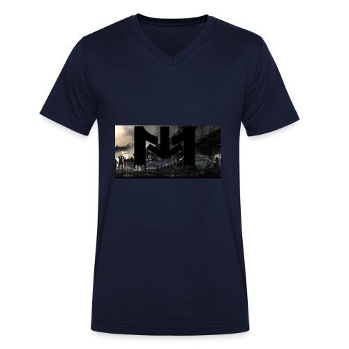Mousta Zombie - T-shirt bio col V Stanley & Stella Homme