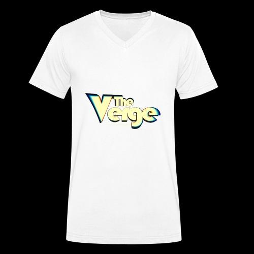The Verge Vin - T-shirt bio col V Stanley & Stella Homme