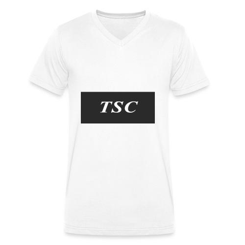 TSC Design - Men's Organic V-Neck T-Shirt by Stanley & Stella