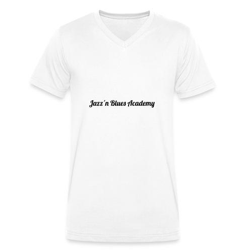 JBAtext - Ekologisk T-shirt med V-ringning herr från Stanley & Stella