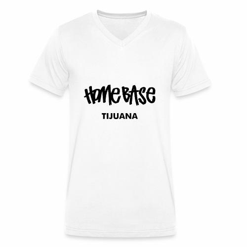 City Home Tijuana - Männer Bio-T-Shirt mit V-Ausschnitt von Stanley & Stella