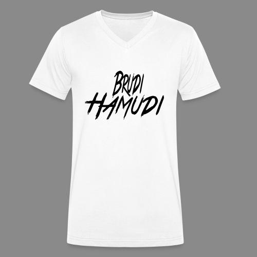 Brudi Hamudi - Männer Bio-T-Shirt mit V-Ausschnitt von Stanley & Stella