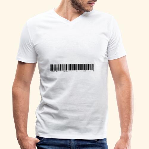 110% überdurchschnittlich gut aussehend - Männer Bio-T-Shirt mit V-Ausschnitt von Stanley & Stella