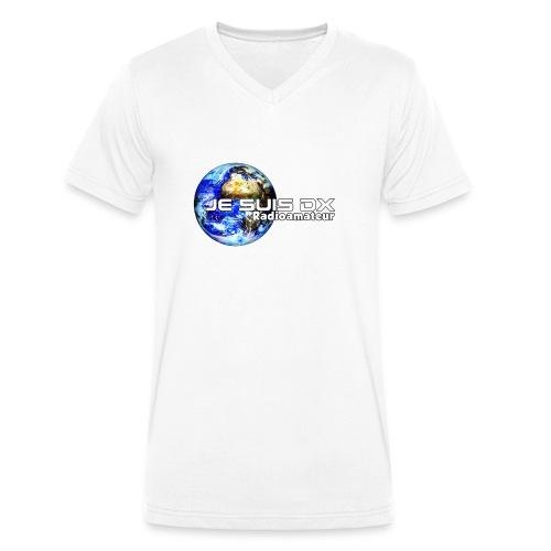 Je suis dx radioamateur - T-shirt bio col V Stanley & Stella Homme