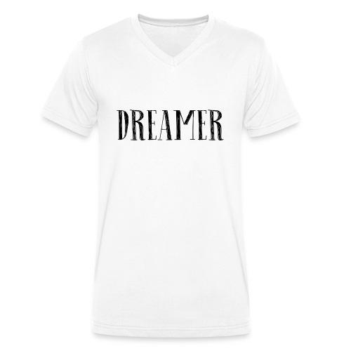 NIVE DREAMER - Männer Bio-T-Shirt mit V-Ausschnitt von Stanley & Stella