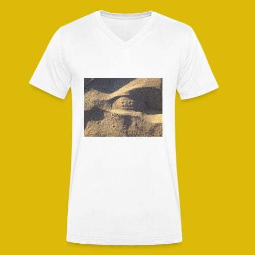 Caca - T-shirt bio col V Stanley & Stella Homme