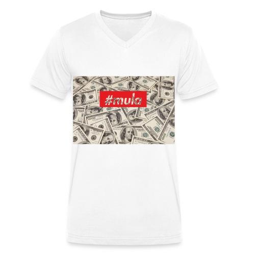 mula - Männer Bio-T-Shirt mit V-Ausschnitt von Stanley & Stella
