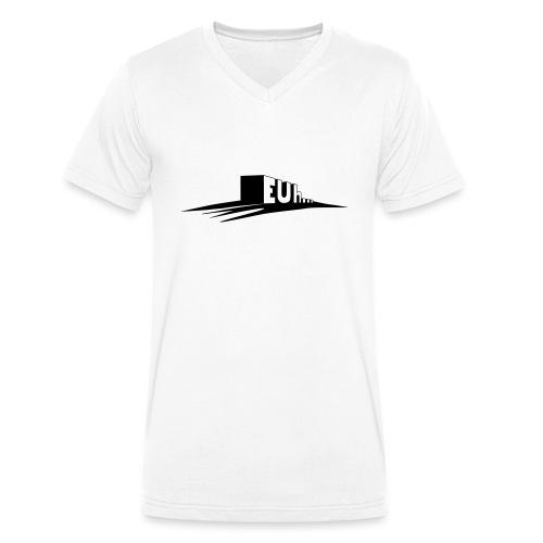 euh - T-shirt bio col V Stanley & Stella Homme