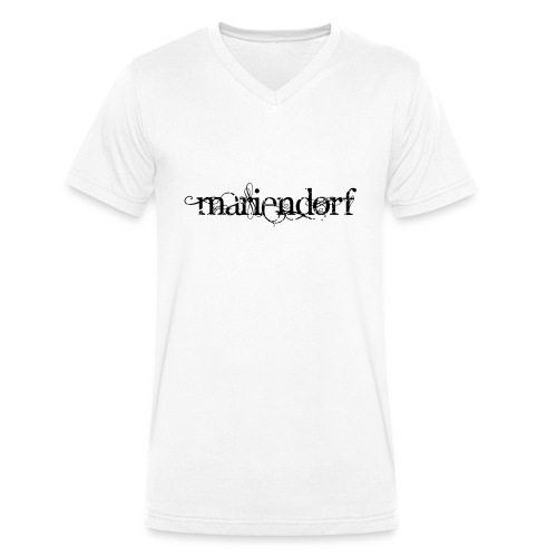 mariendorf_bogen - Männer Bio-T-Shirt mit V-Ausschnitt von Stanley & Stella