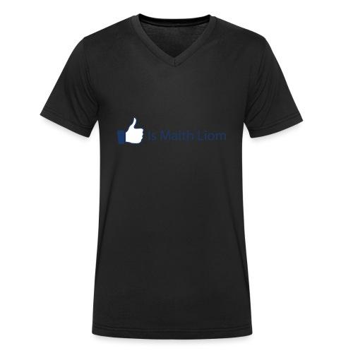 like nobg - Men's Organic V-Neck T-Shirt by Stanley & Stella