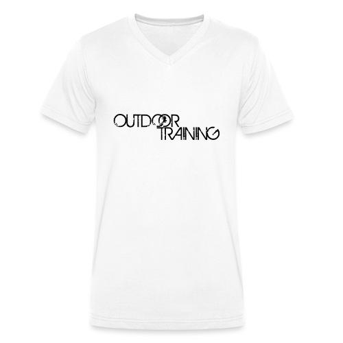 OutdoorTrainingpec - T-shirt bio col V Stanley & Stella Homme