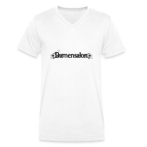 damensalon2 - Männer Bio-T-Shirt mit V-Ausschnitt von Stanley & Stella
