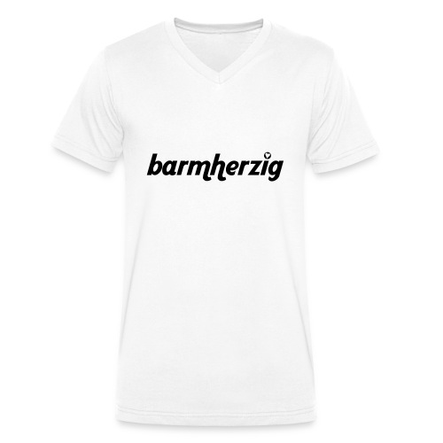 barmherzig klassik - Männer Bio-T-Shirt mit V-Ausschnitt von Stanley & Stella
