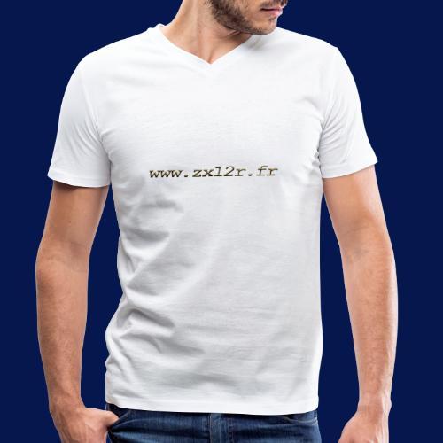 www zx12r fr OR - T-shirt bio col V Stanley & Stella Homme