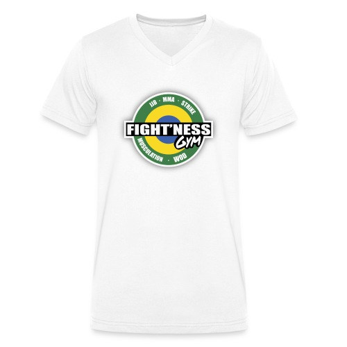 Design FG - T-shirt bio col V Stanley & Stella Homme