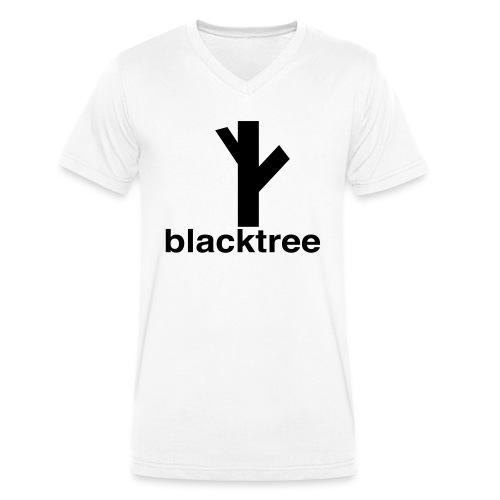 logo III - Männer Bio-T-Shirt mit V-Ausschnitt von Stanley & Stella